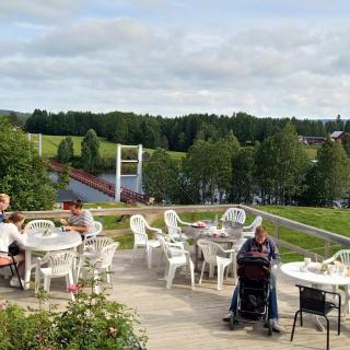 Första dagen på Stora Nolia Umeå