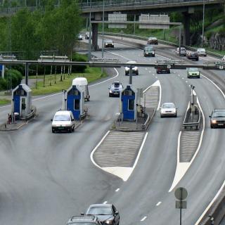 Oslo tänker införa vägavgift på E18 och E6