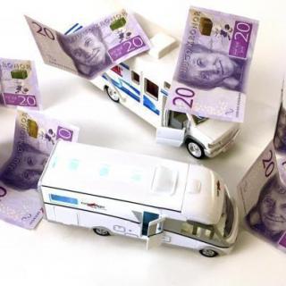 25 000 per år i skatt på husbil?
