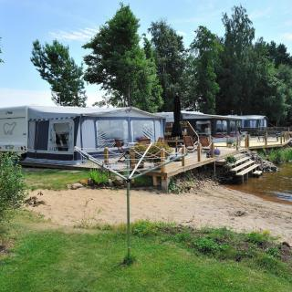 Bomstadbadens camping får ny detaljplan