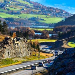 Norge trafiksäkrast i Europa