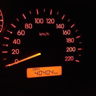 100 000 bilar misstänks ha skruvad mätare