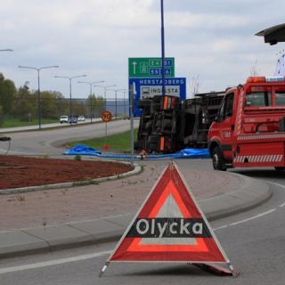 Norge bäst på trafiksäkerhet