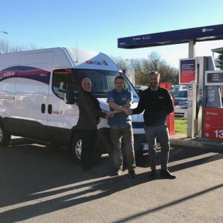 Är biogas framtiden för husbilar?