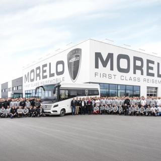 Morelo ska bygga fler husbilar