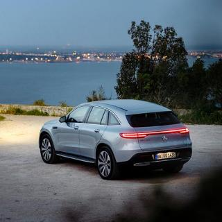 Volvos elbil XC40 Recharge P8 får dra 1500 kilo