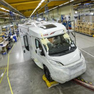Hotar knäcka husbilsbranschen