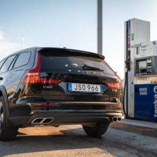 Finland börjar framställa syntetisk bensin och diesel
