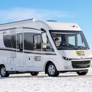 Malibu vidareutvecklar sina husbilar
