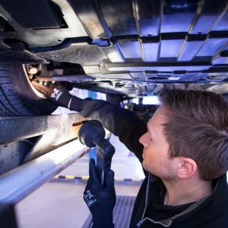 Ny e-tjänst visar när din bil ska besiktigas