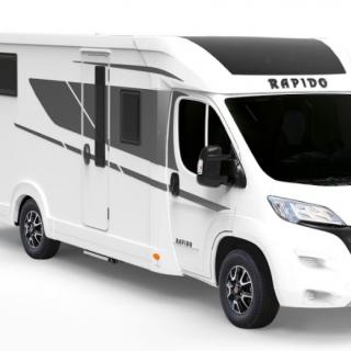 Provkörd: Rapido V62 – plåtis med rymlig känsla