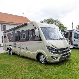 Ny kort Bürstner City Car C 540