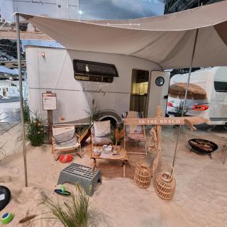 Beachy Van, en överraskning för de som önskar vanlife