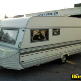Foto: Cabby 555 F3 Crown 1997,Cabby-Center (Min husvagn)