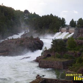 Foto: ,Fallen Trollhättan (Resa)