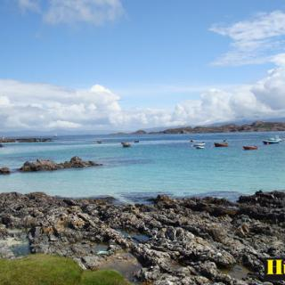 Foto: ,Skottland Ön Iona (Resa)