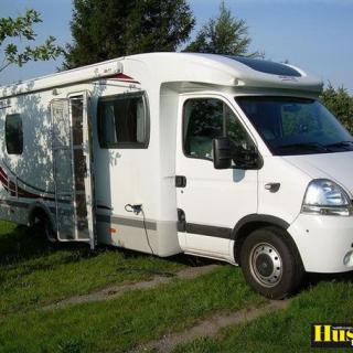 Foto: HomeCar 622,Någon stans i tyskland på väg till Mosel (Min husbil)