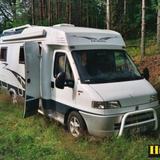 Foto: Hobby 650Fse,Småland (Min husbil)