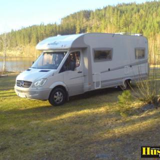 Foto: ,Dådran (Min husbil)