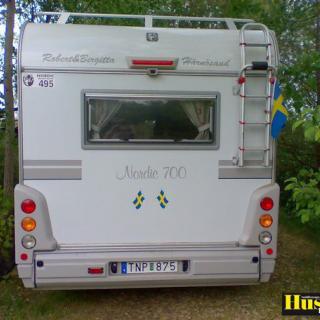 Foto: Nordic 700 Spring/Special MB Sprinter, (Min husbil)