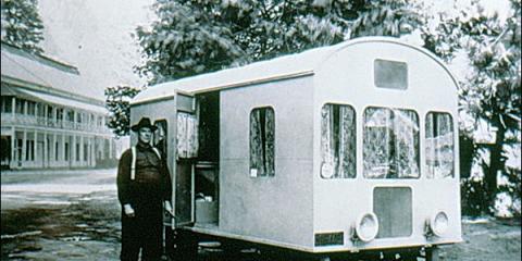 Husvagn får stå max fem eller tio veckor