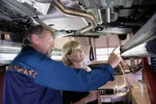 Nya tjänster på Bilprovningen