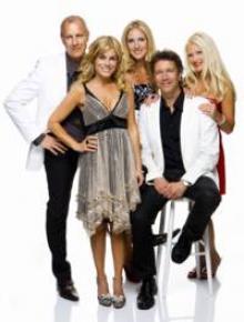 Julkonserten 2008, Wish upon a star - Ken Wennerholm (Triple & Touch), Pernilla Wahlgren, Hannah Holgersson, Göran Rudbo (Triple & Touch), Linda Lampenius