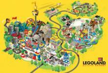 Legoland vill bli största familjeresmålet