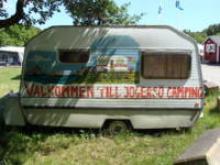 Midsommar på Jogersö camping