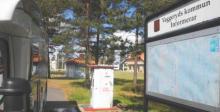 Ställplats i Vaggeryds kommun