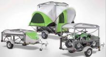 Supersmart campingvagn