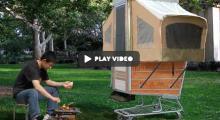 Film: galen campingvagn