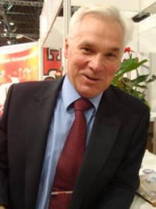 Alf Ekström, vd Kabe.