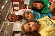 Barnen i fokus på Caravan Show