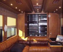 BB King´s extrema turnébuss