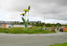 1. Fotad i City Syd, Trondheim av Ann-Christine Carlsson.
