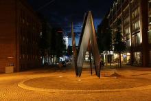 3. Allégatan i Borås, fotad av Ingemar Carlsson.