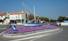 4. St: Marie de la mer, Camargue, Frankrike fotad av Kerstin Källsten.