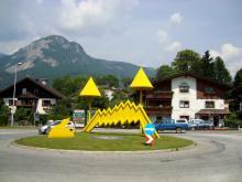 7. Kramsach i Österrike fotad av Tina Tegnér.