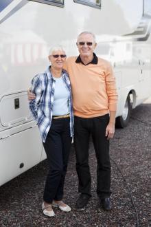 Margot och Kurt Nilsson drar igång affärsverksamhet lagom till pensionen. Nu hoppas de på genomslag för sin produkt Freewind.