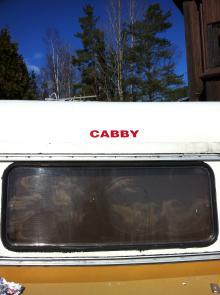 Dags för Cabbyrenovering