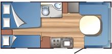 Polar 560 planlösning