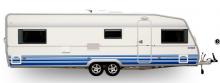 Polar 730 var den vagn som ökade mest i försäljning av Polars utbud 2011.