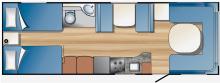 Polar 730 planlösning
