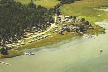 Arkösunds Camping, som även den tillhör Caravan Club, kom på en andra plats.