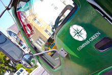 Compass Green – Miljöbilen reser mot en bättre miljö