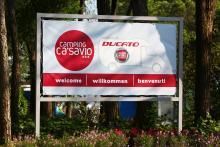 Fiat startar samarbete med italiensk camping