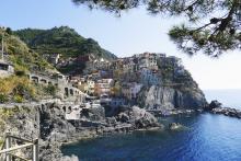 Nu finns (husbils-)parkering i Cinque Terre