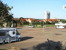 Ställplatstips: Hamnen i Höganäs