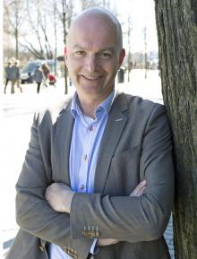 Lars Isacson, vd SCR